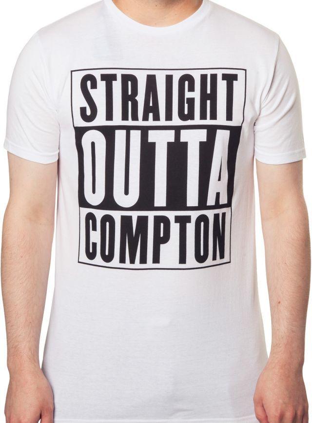 NWA Straight Outta Compton T-Shirt - Music T-Shirt