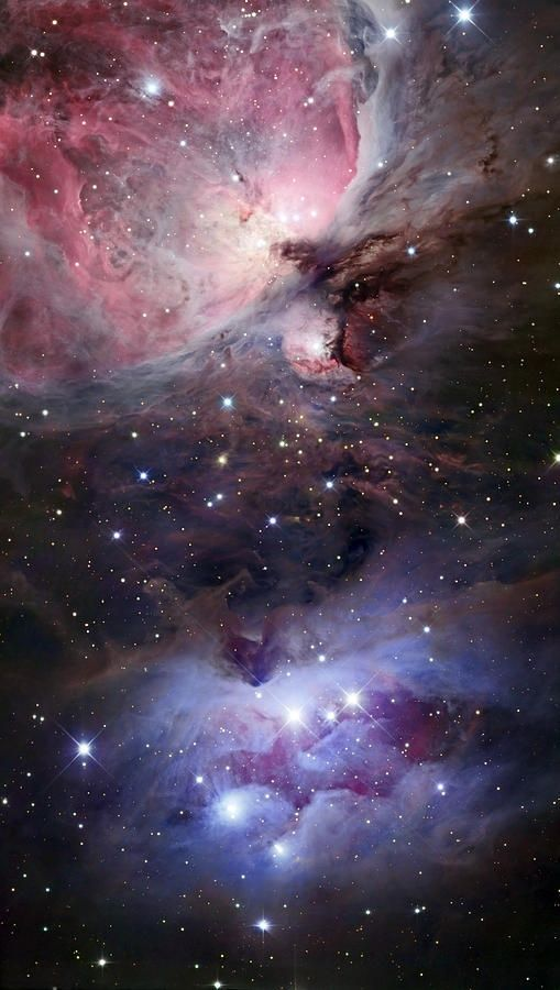 Be Encouraged - The Universe is very, very big. And you are very, very small. But God still loves you and cares for you in every way. (The Sword of Orion)