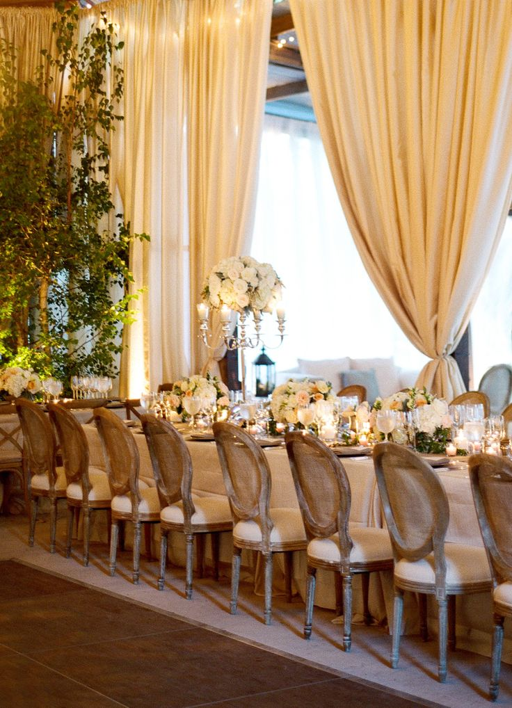 wedding receptions in downtown los angeles%0A California Ranch Wedding with Handmade Dress