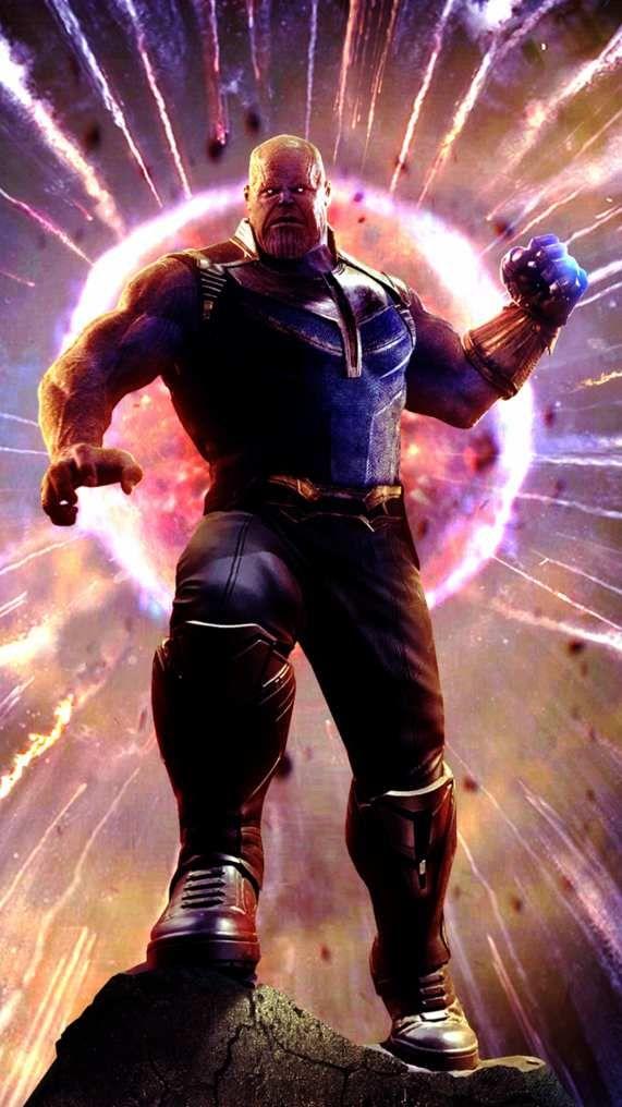 Thanos Digital Art Iphone X Thanos Digital Art Iphone X Is An Hd
