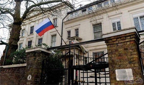 سفارة روسيا في لندن تؤكد ان مرافقة مقاتلات بريطانية لطائرات روسية خطوة خطيرة News Agency Egypt House Styles