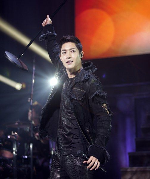 Kim Hyun Joong to release third Japanese single