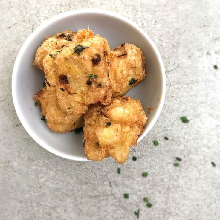 Riquísimos Buñuelos de bacalao para disfrutar en Semana Santa o cuando tu quieras. #pescado #fish #recetas #recipes #meal #comida #masterchef