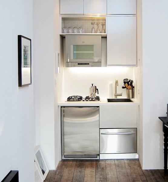 Basement Efficiency Apartment