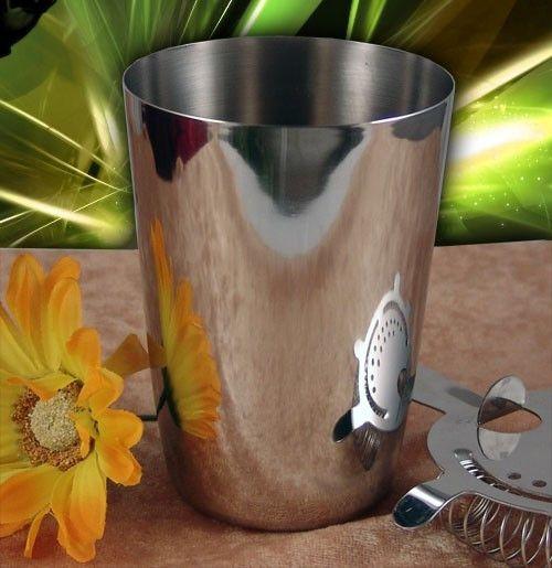 16 oz. Cocktail Shaker Tin