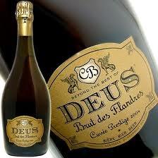 Beer: Deus Brut des Flandres    -          Origin: Belgium              -                   Style: Strong Ale