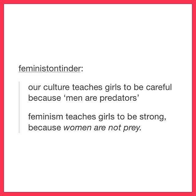 feminism misunderstood Everybody talks about feminism but how many of them are aware of its true meaning and what it actually stands for.
