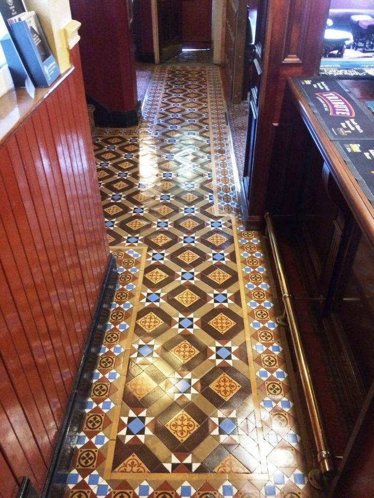 Victorian Tile Floor Image Collections Flooring Tiles Design Texture