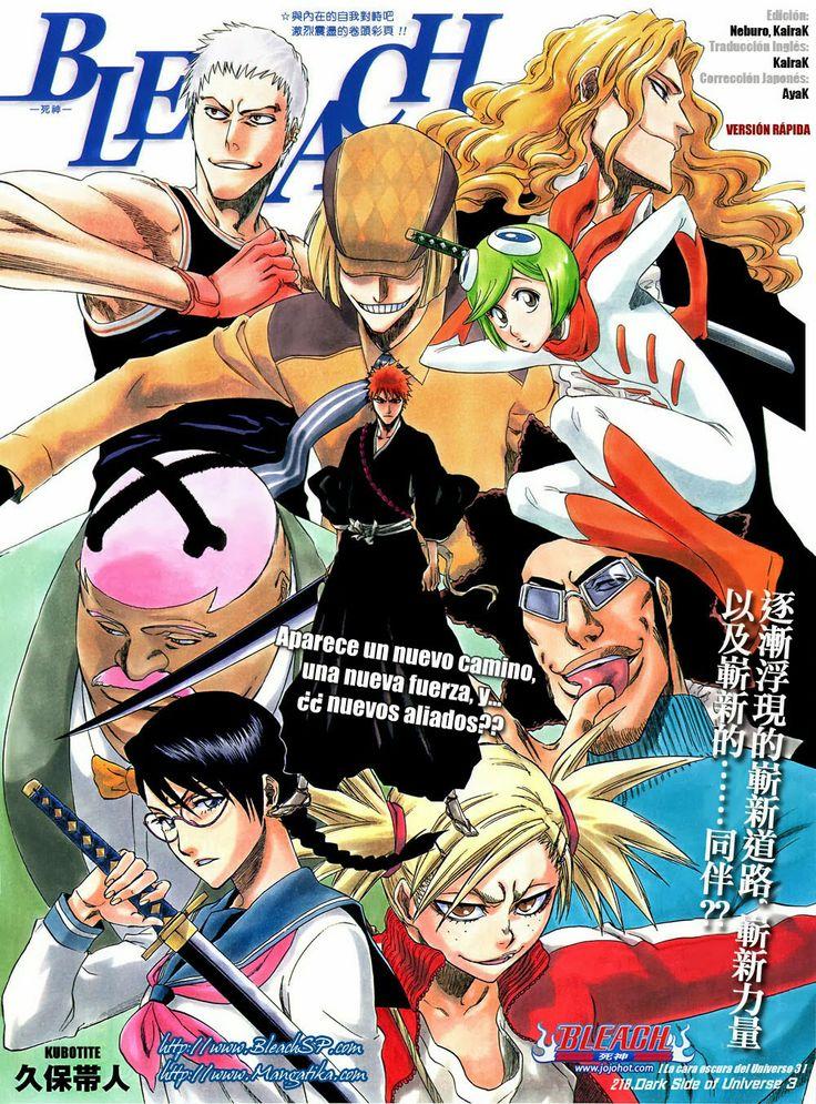 Leer Bleach Manga 218