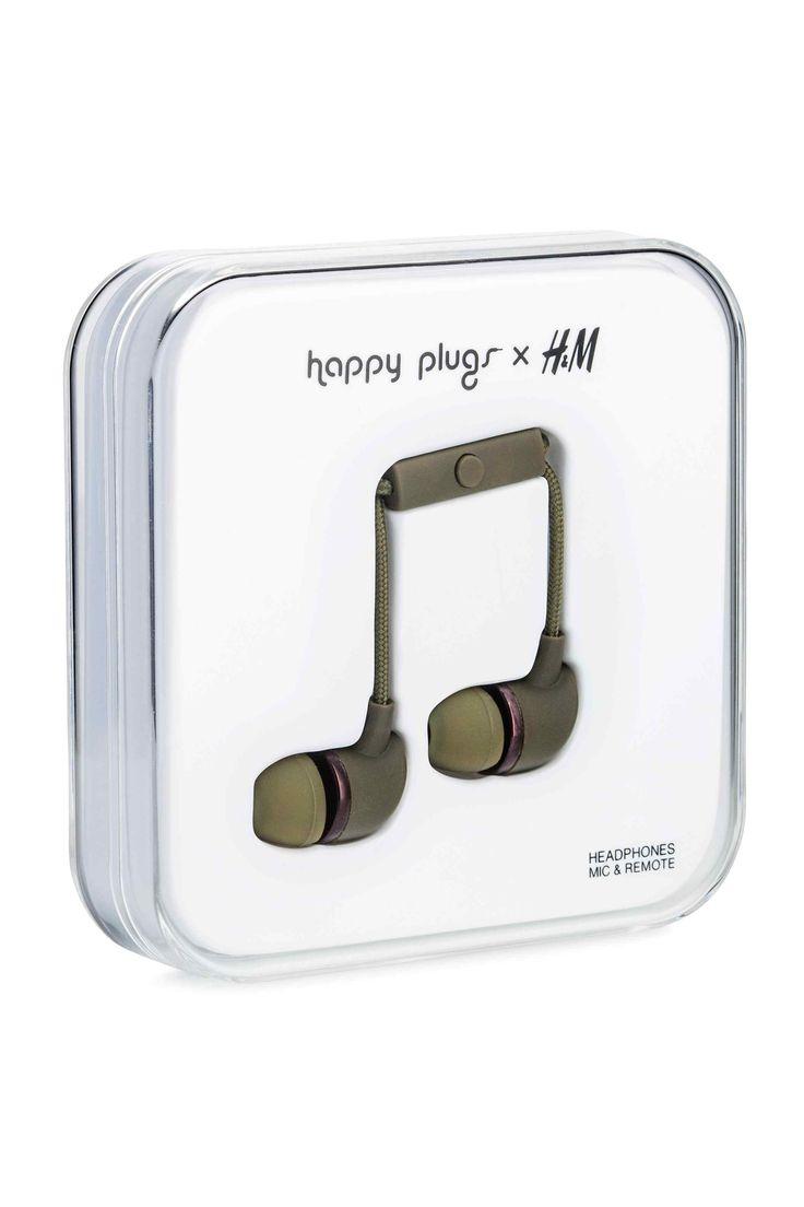 Căști audio intra-auriculare | H&M