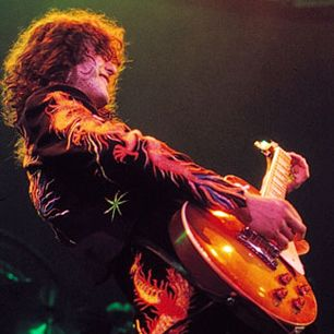 In the 1970s, there was no bigger rock group in the world than Led Zeppelin and no greater god on six strings than Zeppelin's founder-captain Jimmy Page. Nothing much has changed.