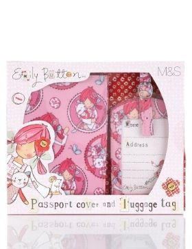 Emily Button™ Passport Set Product Code: T799403Z  £10.00