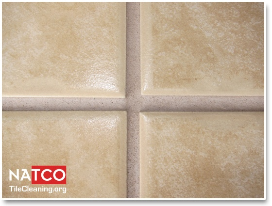 How to apply grout to floor tile