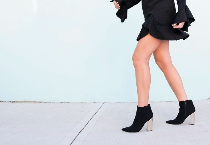 How To Wear A Mini Skirt Over 40