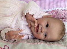 Joanna s Nursery ~ ADORABLE~RARE~ Reborn Baby GIRL~ HARPER By Andrea Arcello ~