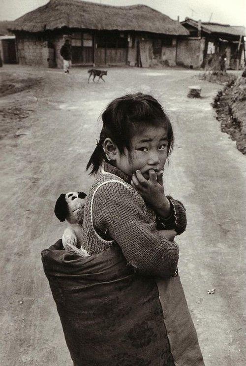 Bucheon, South Korea, 1976 by Kim Ki-Chan.