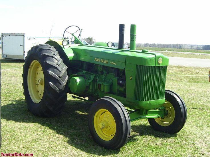 Waterloo >> John Deere R   Tractors made in Waterloo IA   Pinterest   Tractor, Tractor photos and Antique ...