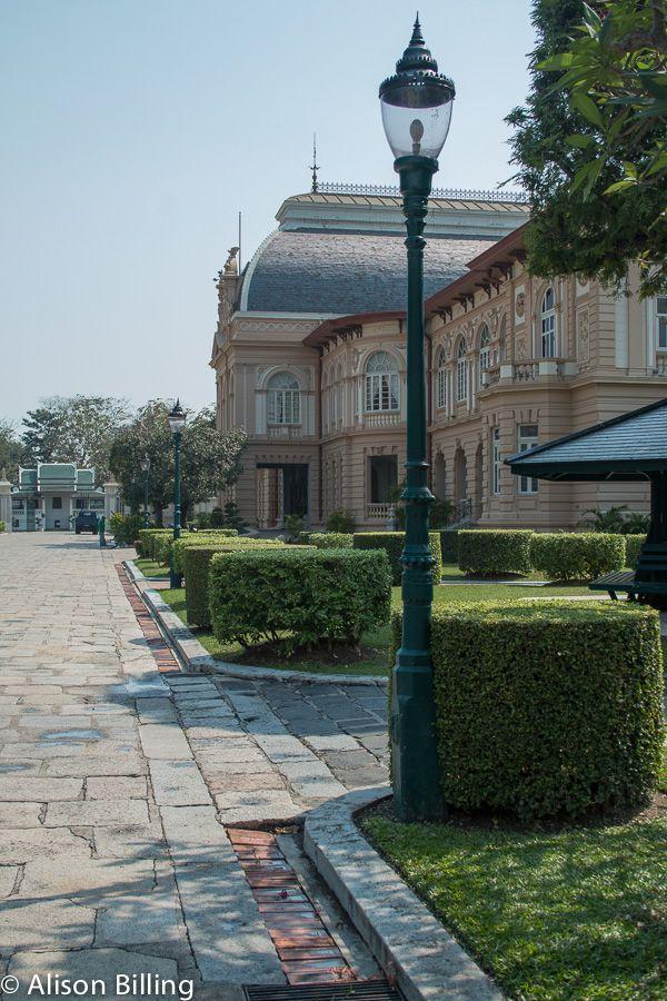 The King's accommodation, Royal Palace, Bangkok