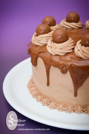 Je vous présente aujourd'hui un dessert que j'ai réalisé récemment. Il s'agit d'un Layer Cake au chocolat. Un Layer cake est un gâteau à plusieurs étages, montés avec de la …