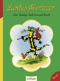 Lurchis Abenteuer - und in den Wälder schallt es lange noch: Salamander lebe hoch!