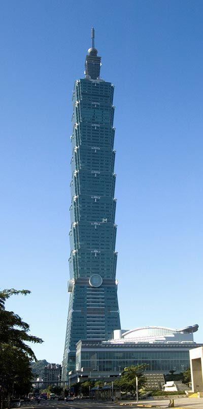 Taipei 101 - Taipei, Taiwan