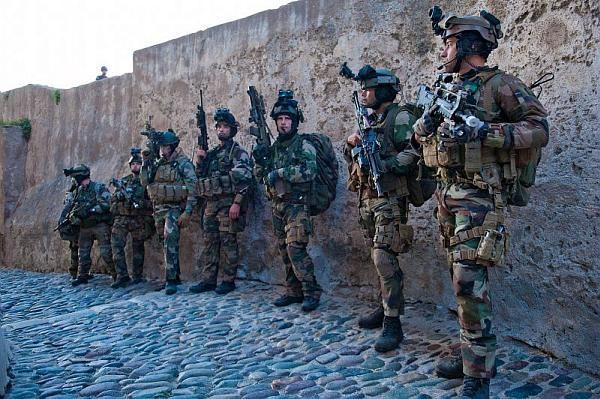 Force Spéciale Française - 2ème REP