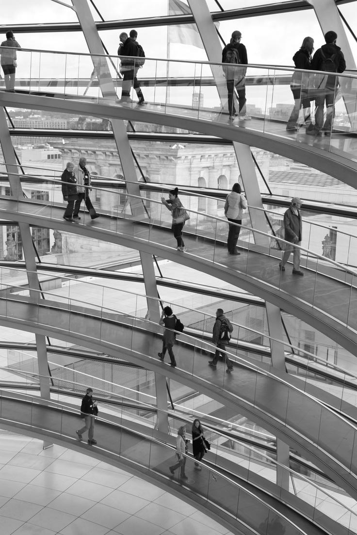 BERLIN / Reichstag (Foster & Partners, 1992-1999)