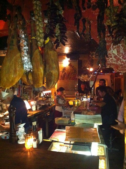 Pata Negra - Nice tapas restaurant