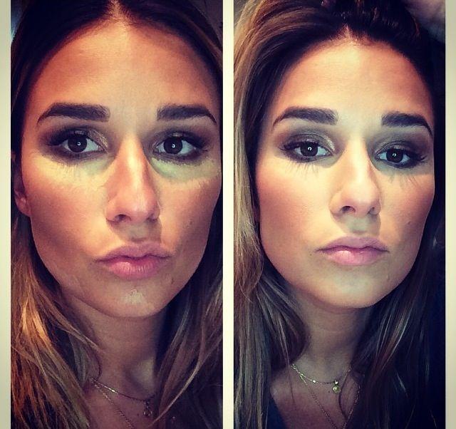 Jessie James Decker makeup tips