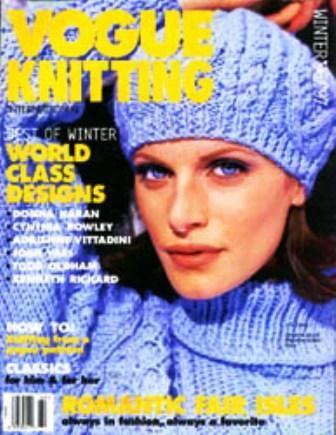 2006/2007 Winter | Vogue Knitting