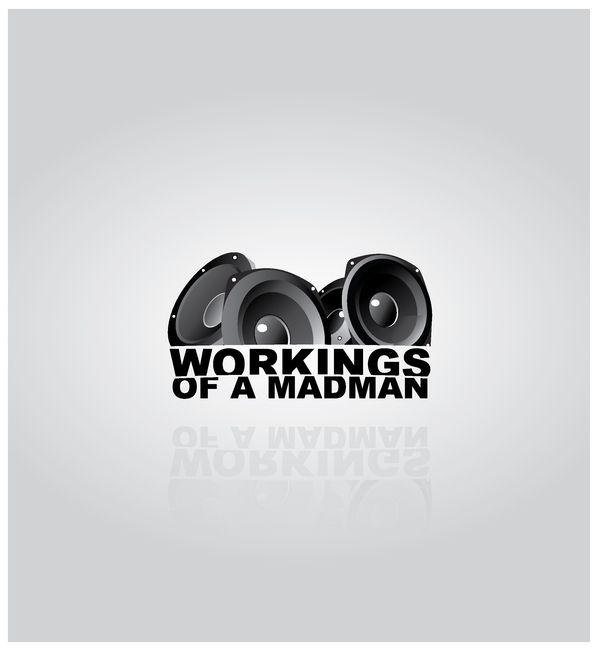 Workings Of A Madman by David Somers, via Behance