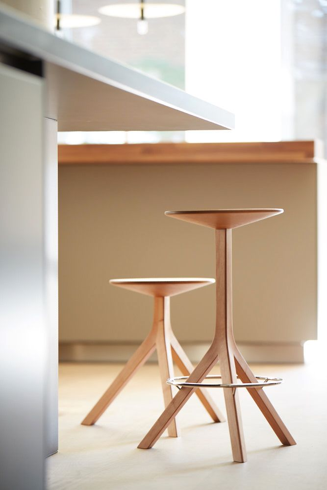Designbinge: Kitchen Stool Y Felix De Pass