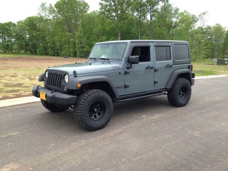 Lift Kits For Jeeps >> Pics of Teraflex Leveling Kit w/ 33's - Page 9 - Jeep Wrangler Forum | Lifted jeep, Jeep jku ...