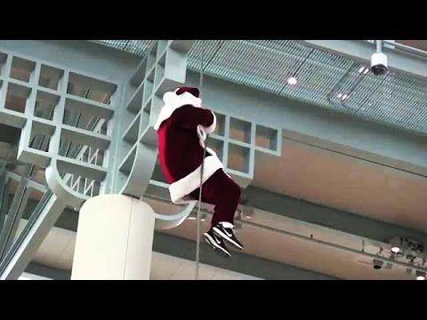 Санта жжет!