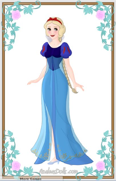 Snow White+Elsa=Elsnow