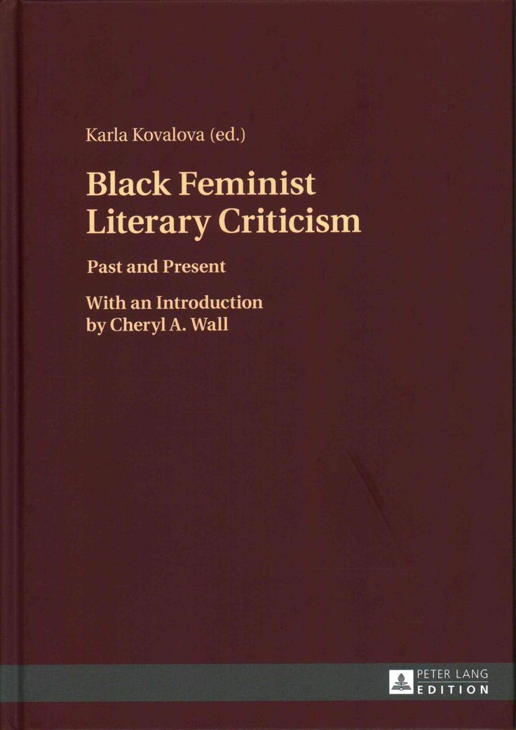 Feminist Literary Criticism: Past and Present