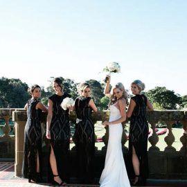 What gorgeous and elegant wedding dresses