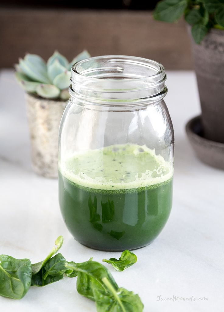 Have you ever tried to add spirulina to your green juice? Spirulina is a blue-green algae that is loaded with nutrients and anti-oxidants. Dried spirulina contains about 60% protein and contains all essential amino acids. You can buy spirulina in powder form and easily mix it in your juice.