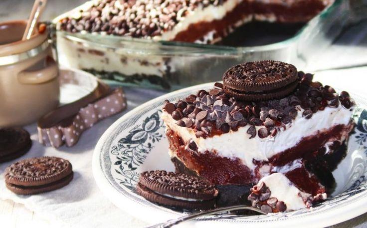 Kan een dessert teveel zoet bevatten? Nee, joh!