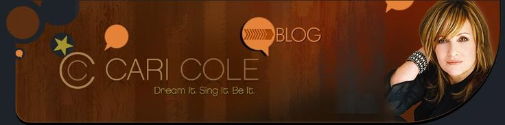 Vocal Technique Preserving Your Voice While You Sing   Cari Cole Blog - Vocal Coach:  Dream It.Sing It. Be It.  ... Celebrity Vocal Coach & Artist Development Expert  Helping new music artists find their voice, craft their style and create successful music careers... Tips and tricks necessary to keep you healthy and keep a sustainable singing career.