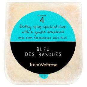 from Waitrose Bleu Des Basques - Waitrose