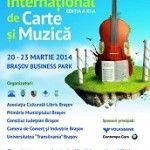 Târgul Internațional de Carte și Muzică de la Brașov a ajuns la ediția a XI-a