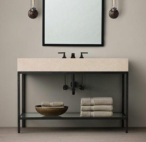 waschtischarmaturen wissenswertes und praktische tipps loft living pinterest waschbecken. Black Bedroom Furniture Sets. Home Design Ideas