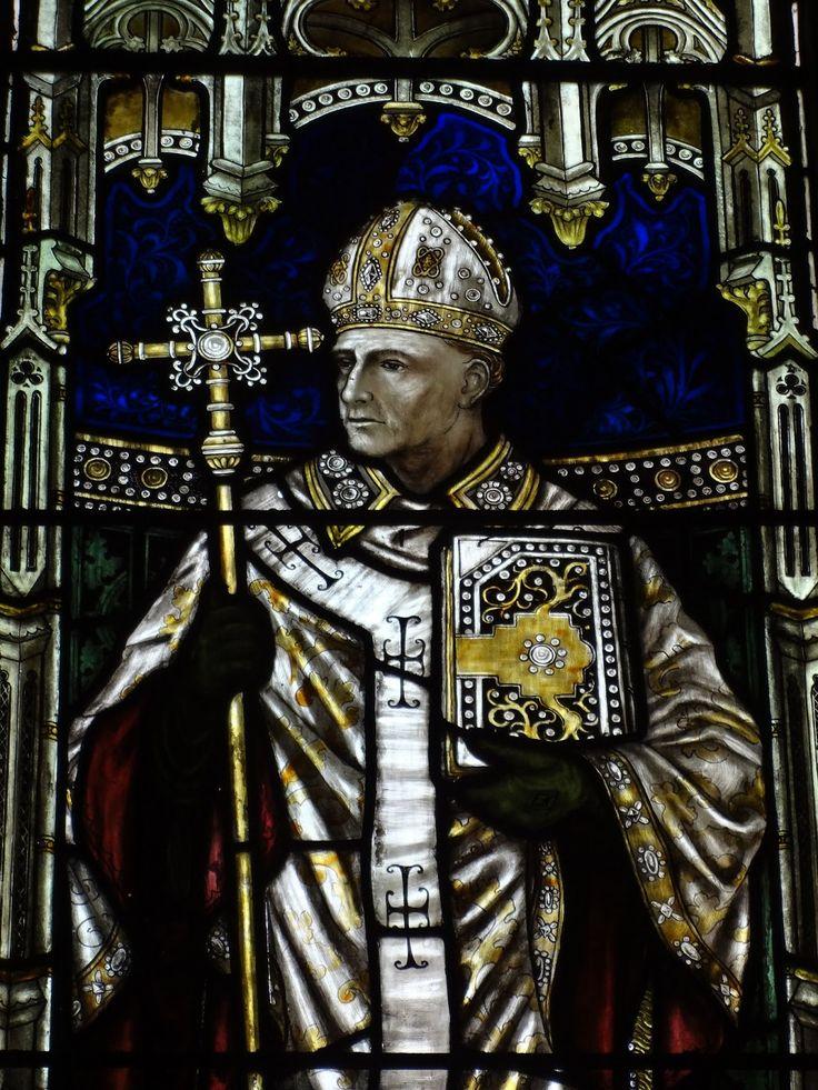 Lanfranc. Archbishop of Canterbury 1070-1089. Toen hij in Canterbury aankwam was hij nog een 55 jaar. Hij was een beroemde advocaat, een tegenstander, een diplomaat en een leraar.