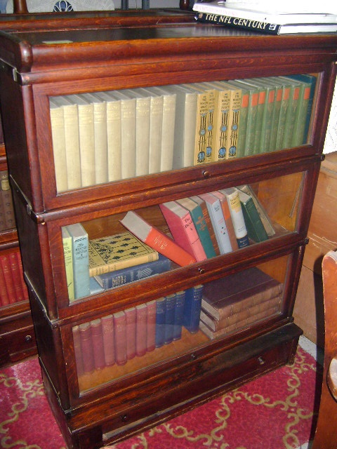 Antique Barrister Bookcase For Sale Woodworking Projects
