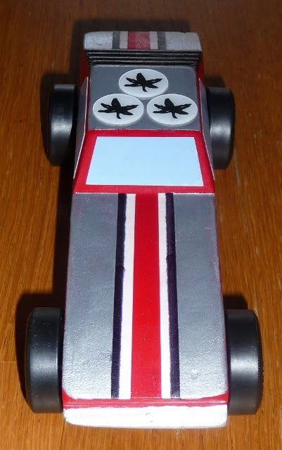 Buckeye Pinewood Derby Car Ideas Pinterest Buckeyes