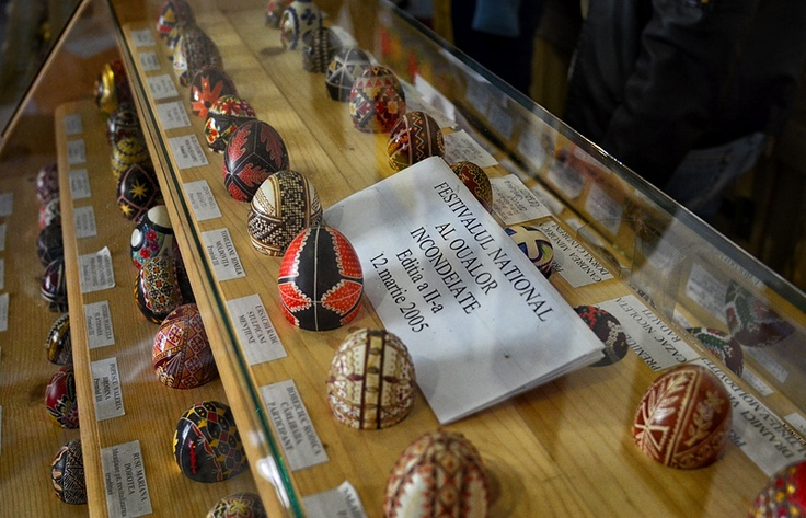 The museum of Easter Eggs - Maramures