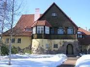 hvitträsk, Eliel Saarinen's jugendhouse in Finland