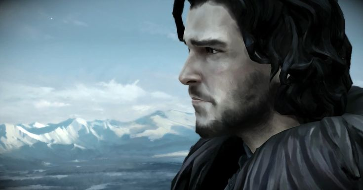 Game of Thrones: The Lost Lords - John Snow