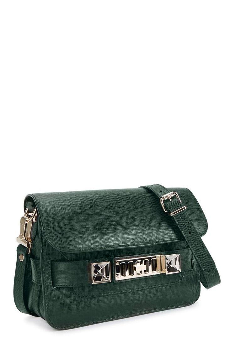 Harvey Nichols - Proenza Schouler PS11 Classic Mini leather shoulder bag